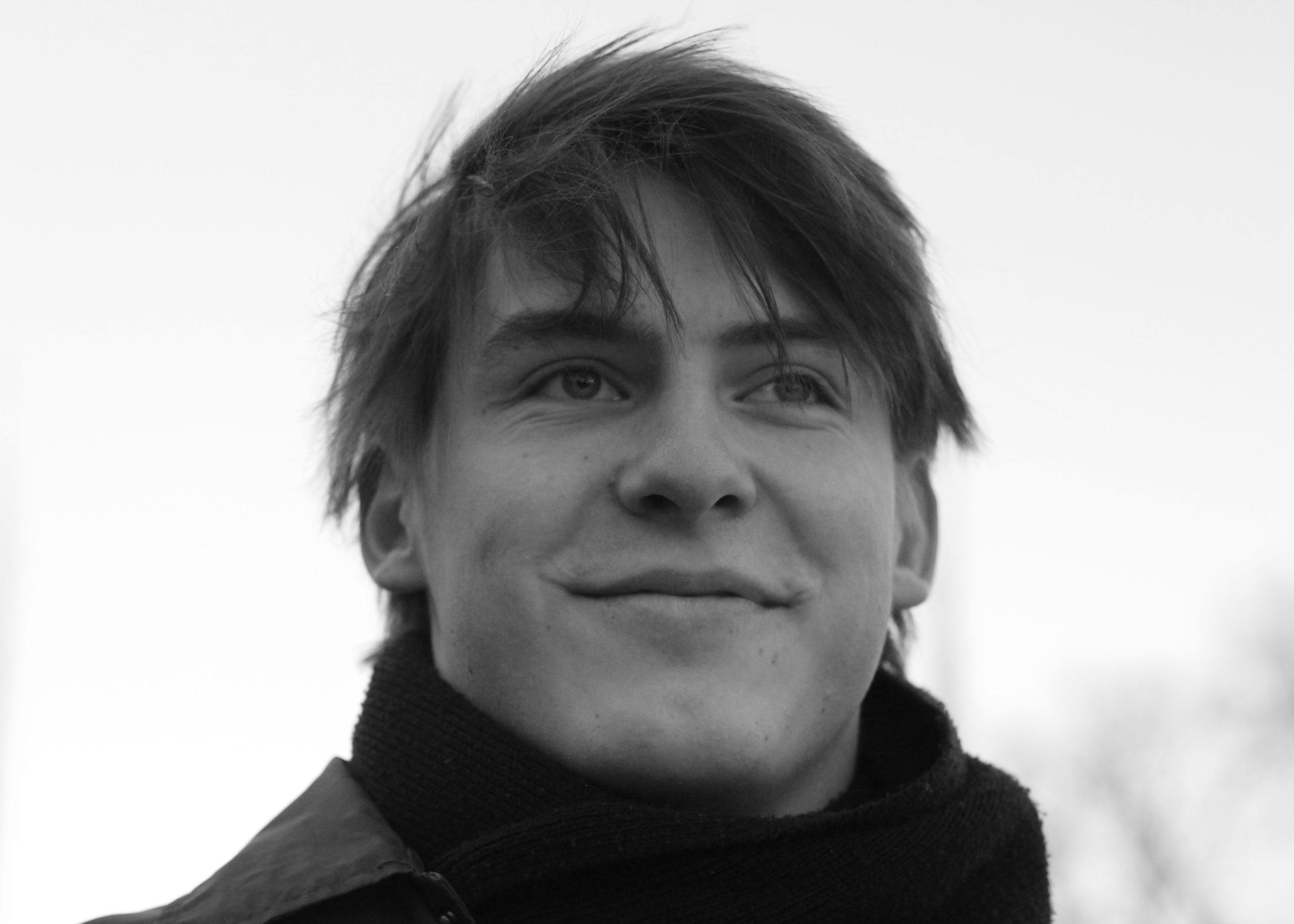 Teologinen got talent – Joona Lahti