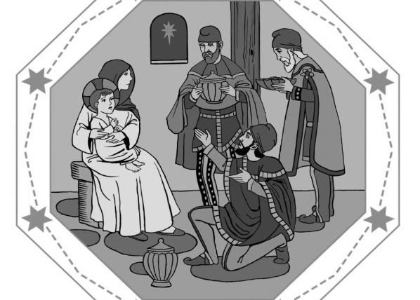 Idän tietäjät ja Betlehemin tähti