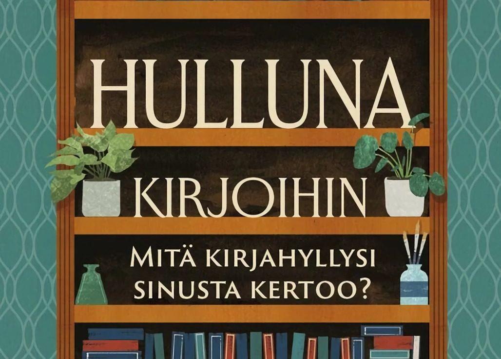 Kirja-Arvio: Mitä kirjahyllysi sinusta kertoo?
