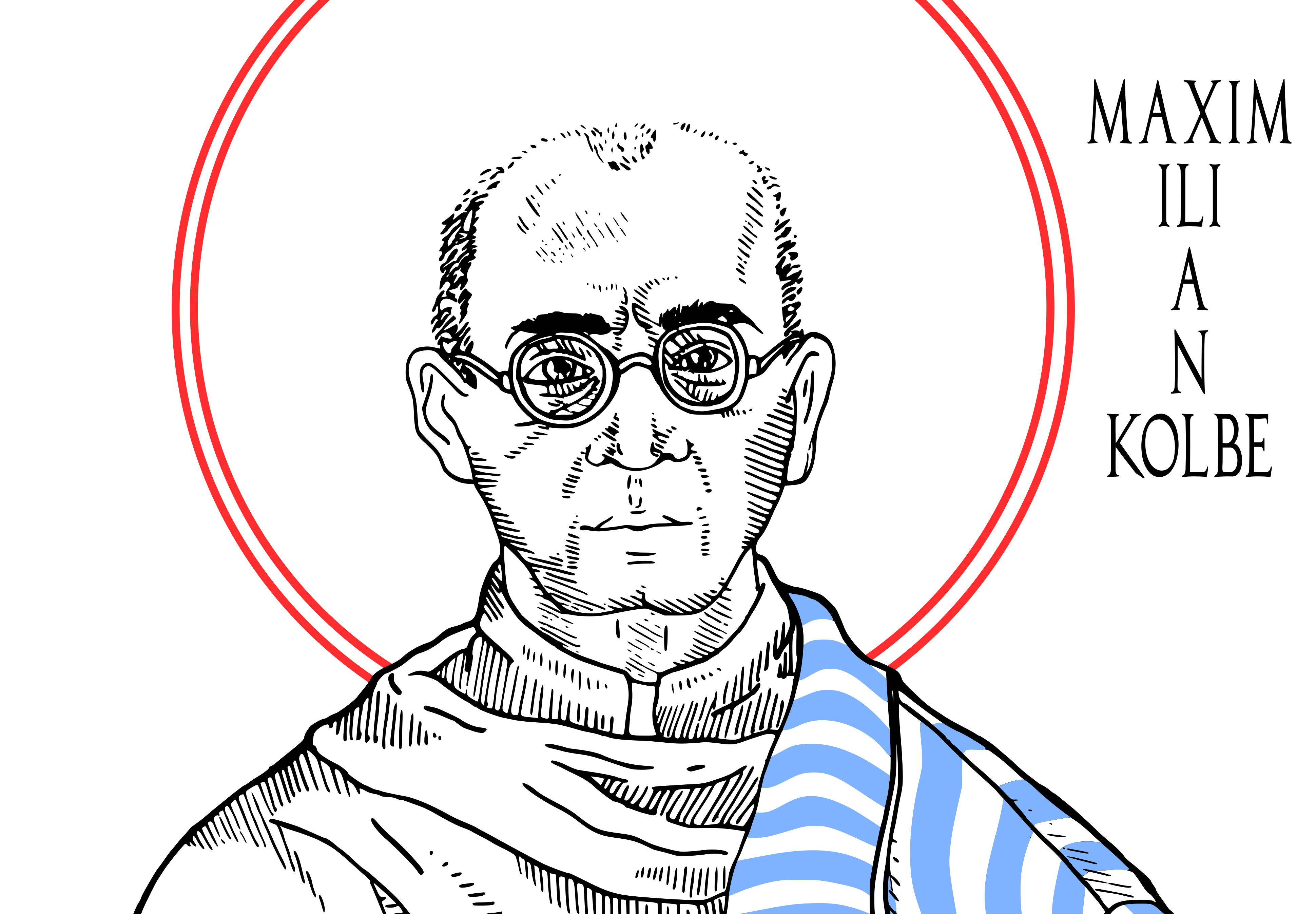 Elävät ikonit – Maximilian Kolbe (1894-1941)